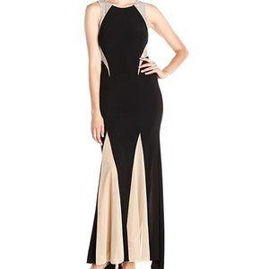 Xscape Illusion Gown NWT Size 20W